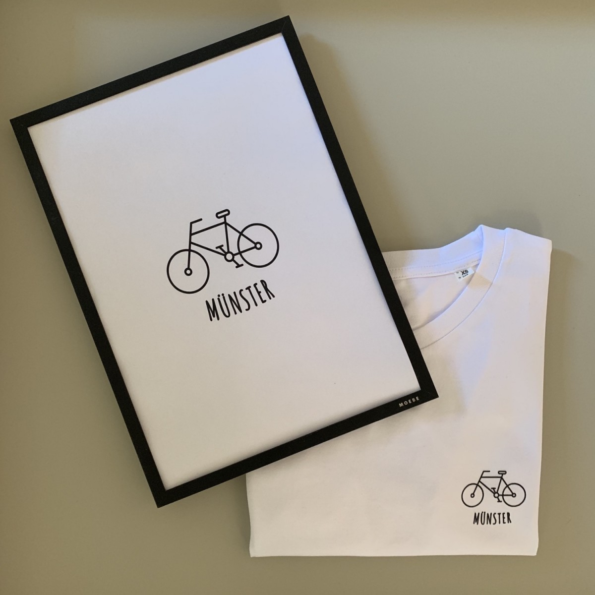 Charles / Shirt Münster / 100% Biobaumwolle / Fair Wear zertifiziert