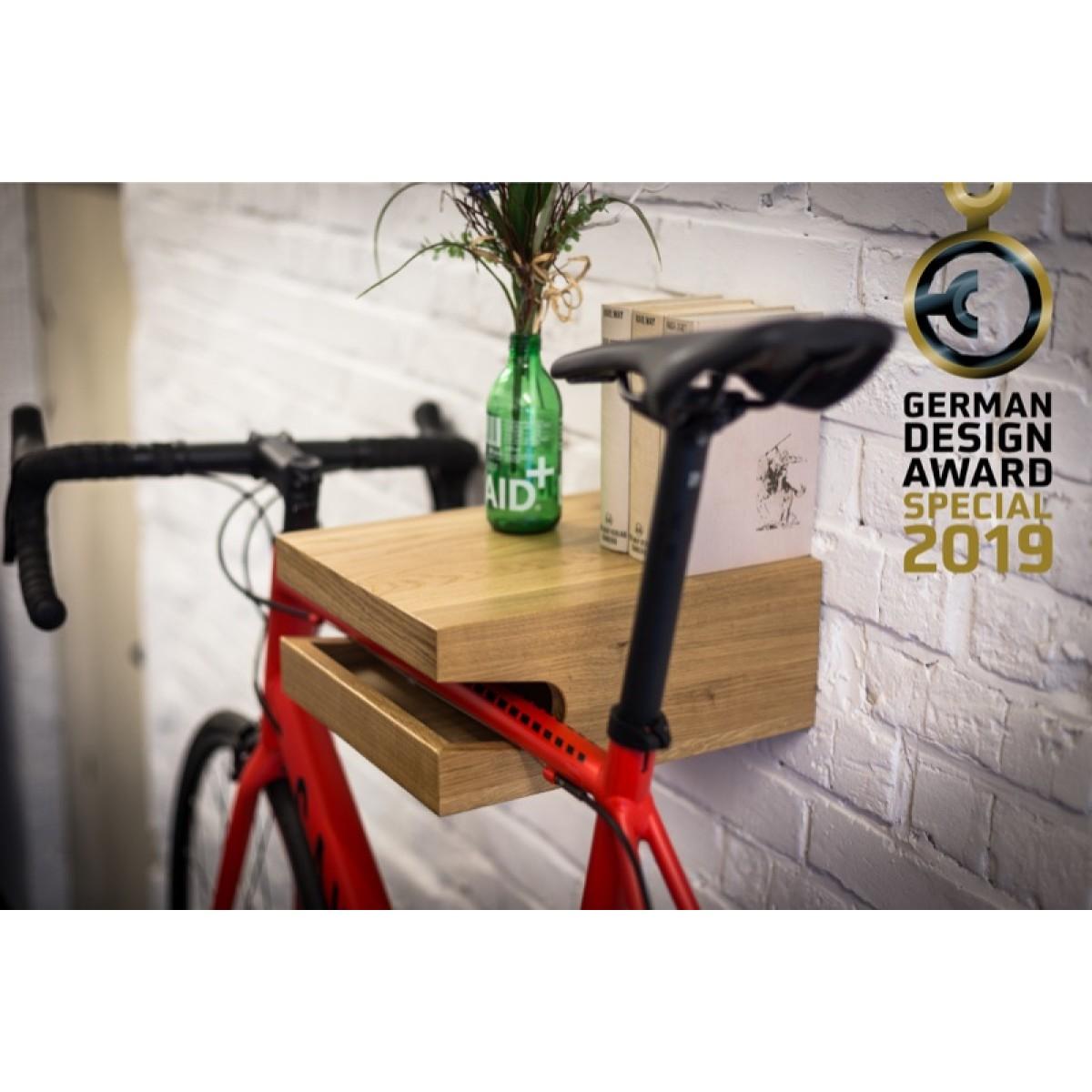 JOHANNES | Fahrrad Wandhalterung | German Design Award 2019