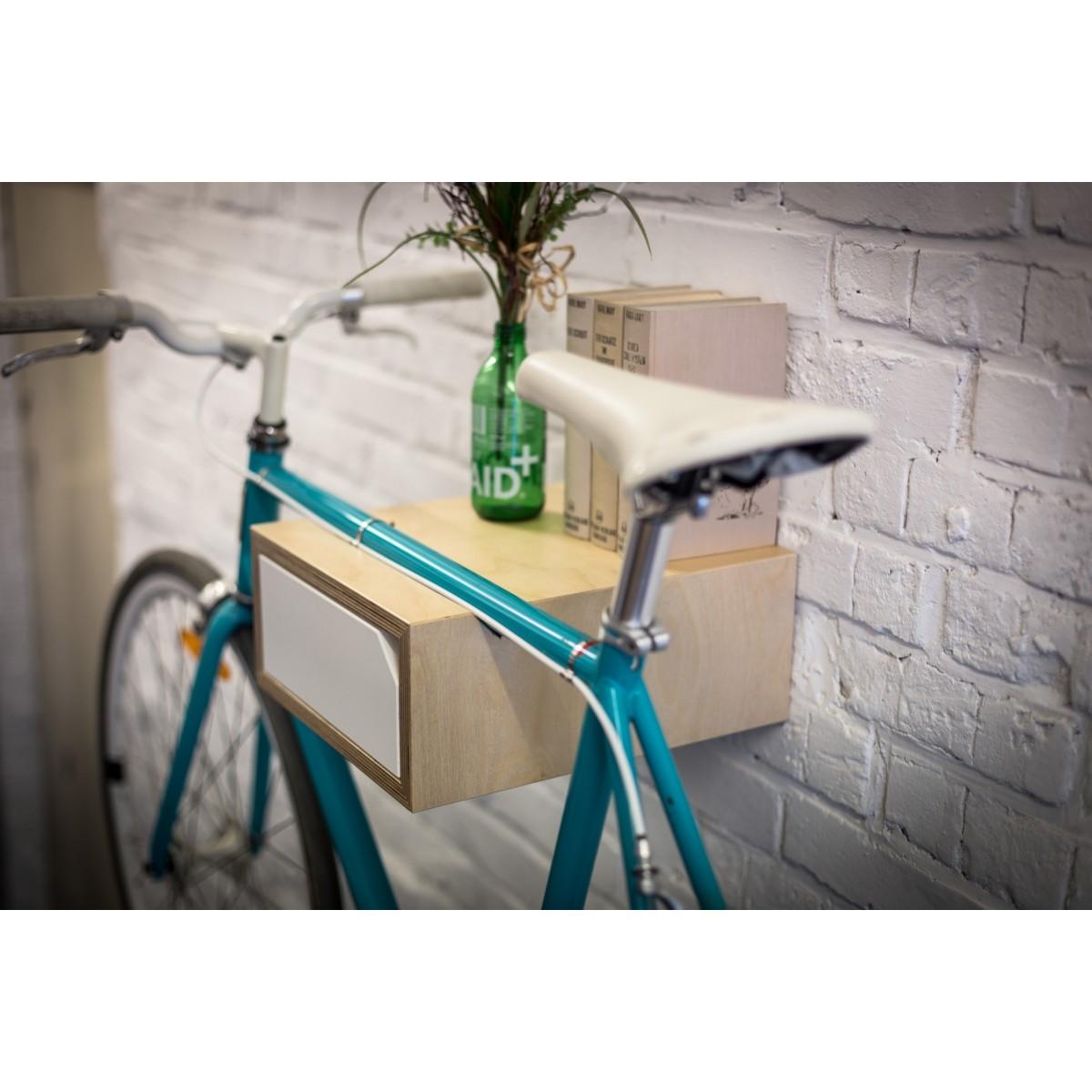 JAKOB | Fahrrad Wandhalterung aus Holz | Fahrradwandhalter  | Bicycledudes