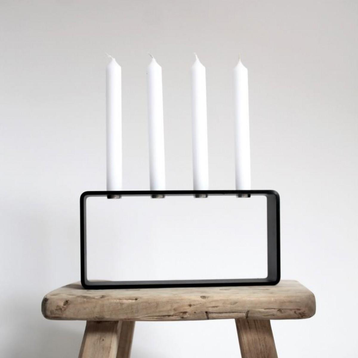 HauszeitDesign 4glow Kerzenständer