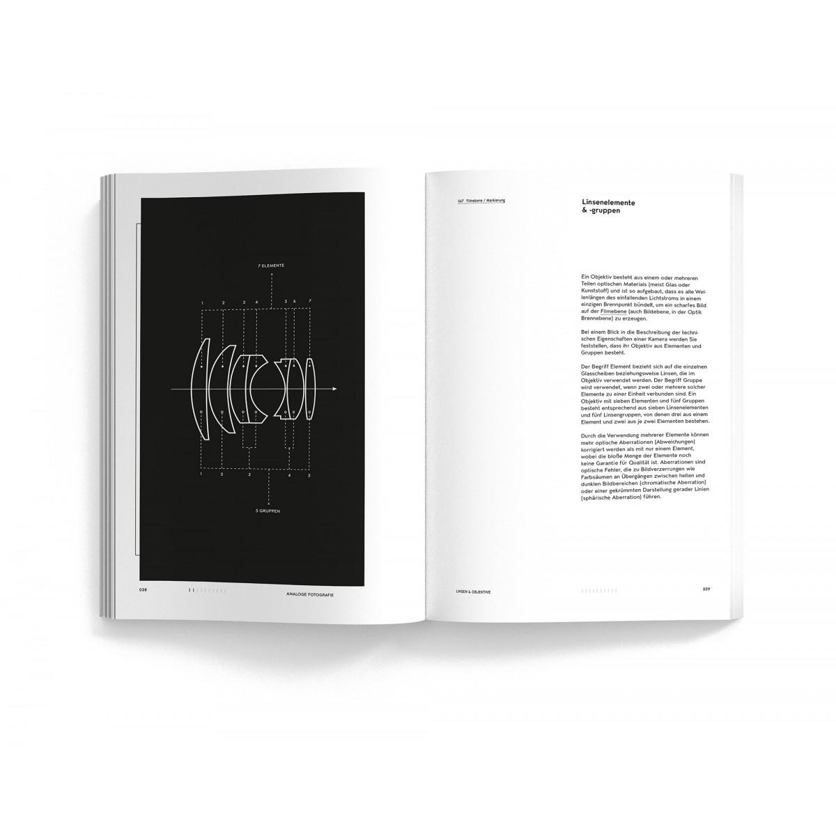 Analoge Fotografie – Das Handbuch