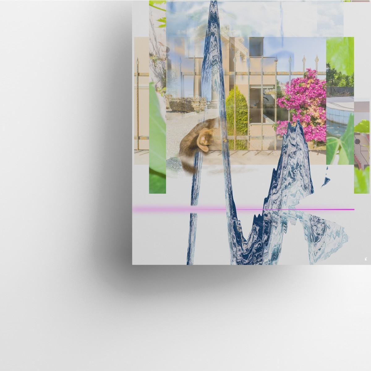 künstlerherz' KI 5 - Plakat DIN A0