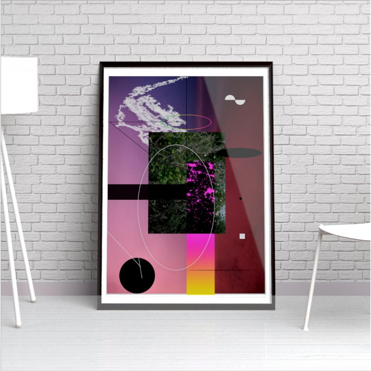 künstlerherz' Ki 03 DIN A0 Artist Print