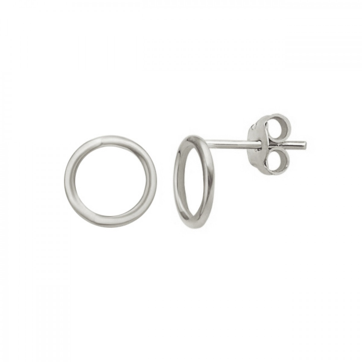 Anoa Ohrstecker Emilia 925 Sterling Silber