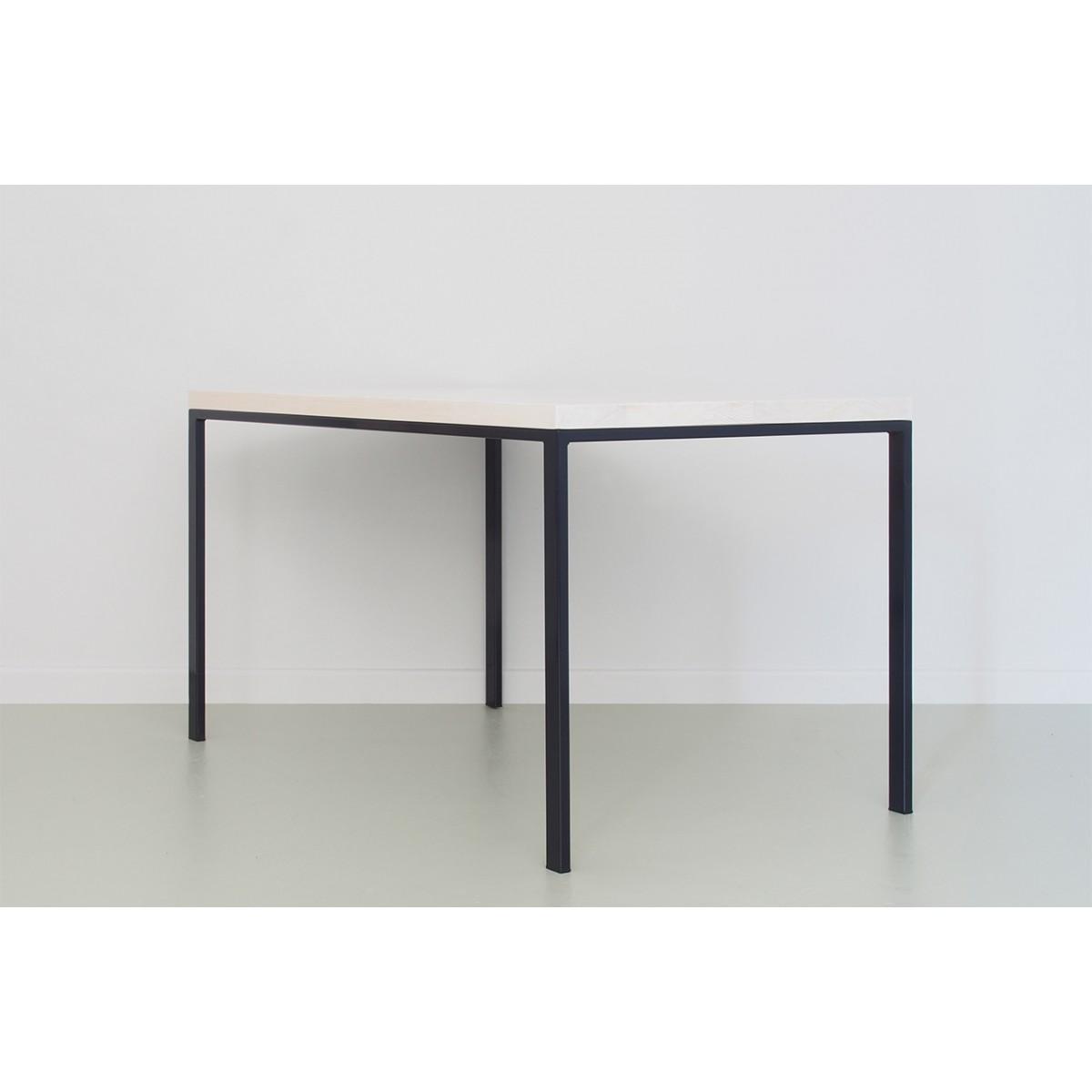 Tisch SIMPELVELD Schwarzblau | JOHANENLIES