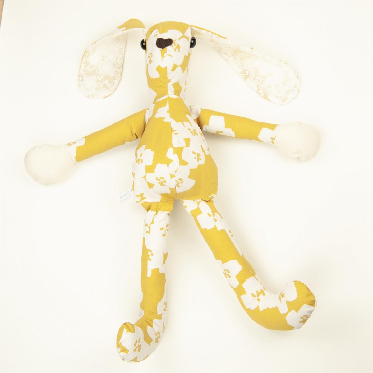 hasenkinder - sag Hallo zu Josefine dem Hasemädchen - Stofftier