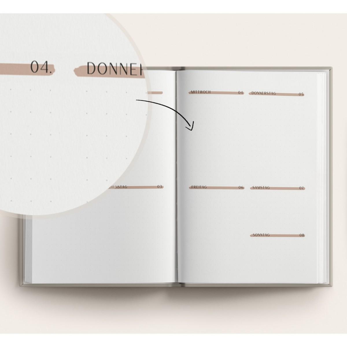 Kruth Design TASCHENKALENDER 2021