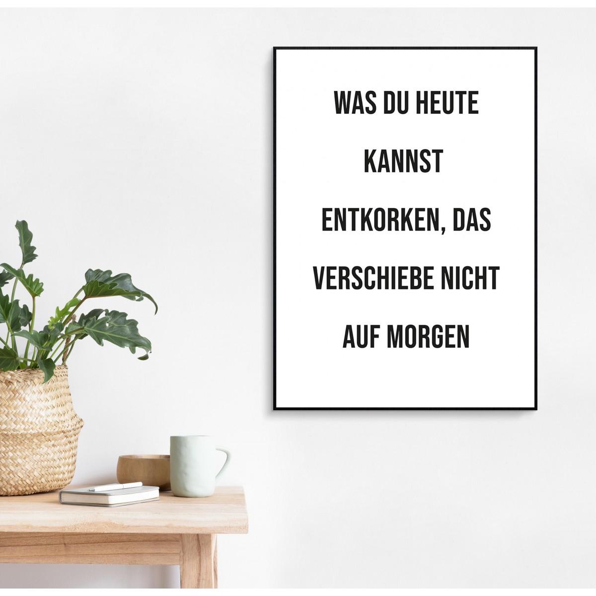 Kruth Design POSTER / KORKEN