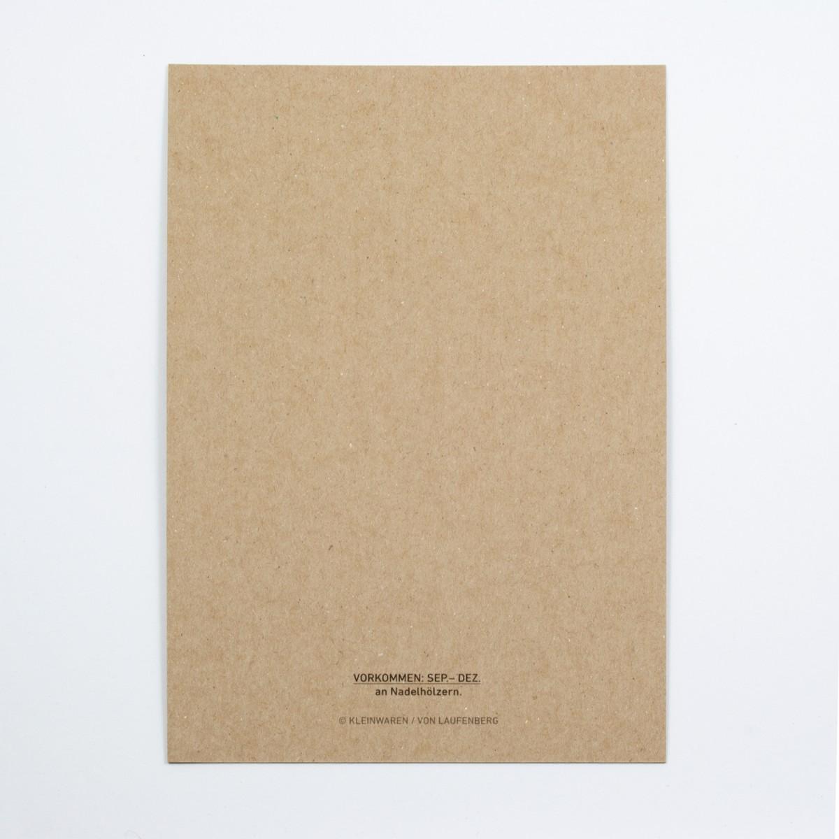 KLEINWAREN / VON LAUFENBERG Rauchblättriger Schwefelkopf Postkarte