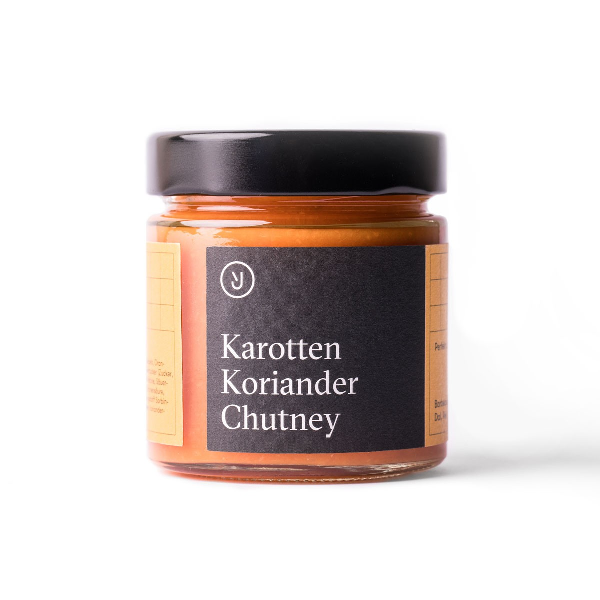 Essen für uns - Karotten Koriander Chutney (180g)
