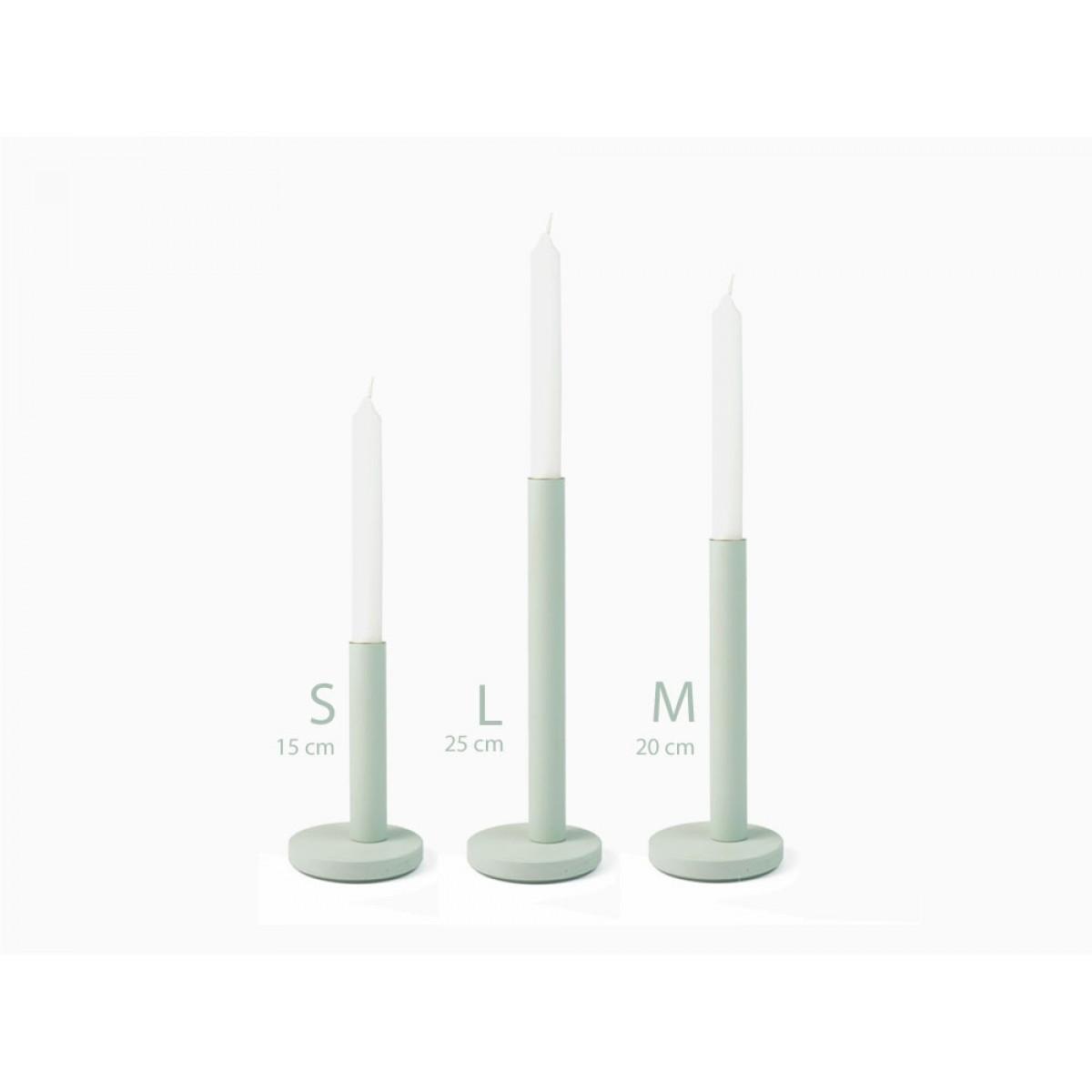 EINFACHDESIGN, Kerzenständer verschiedene Größen