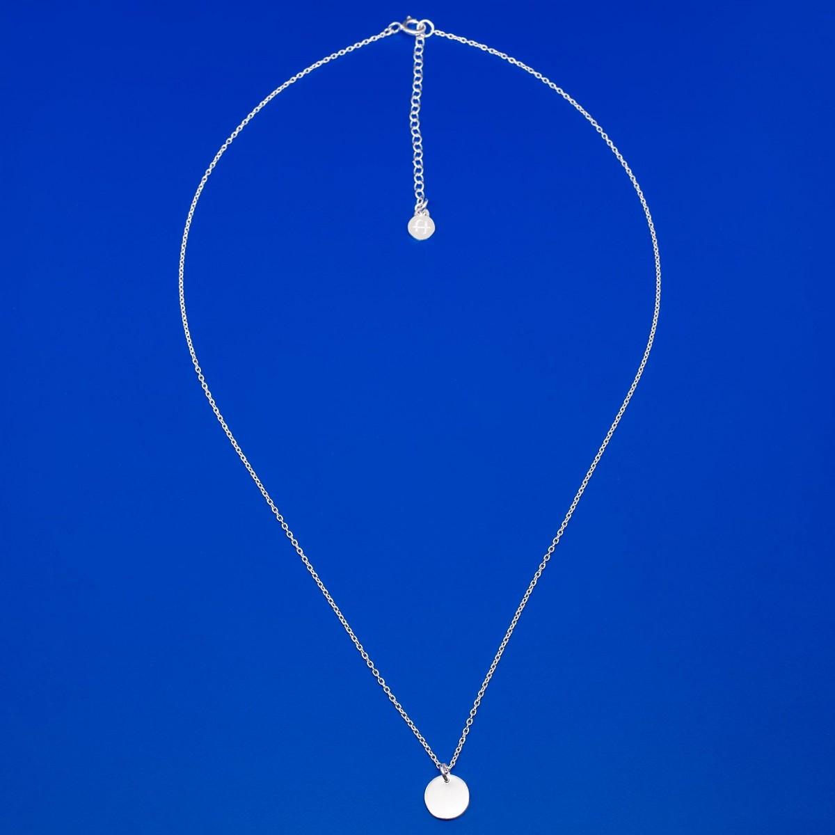 fejn jewelry - Kette 'disc'