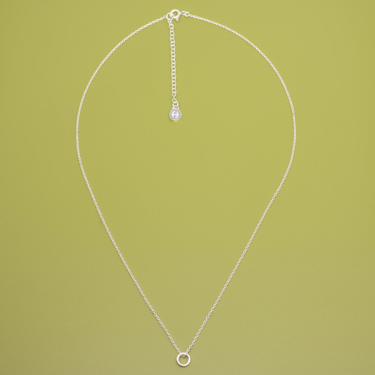 fejn jewelry - Kette 'small circle'