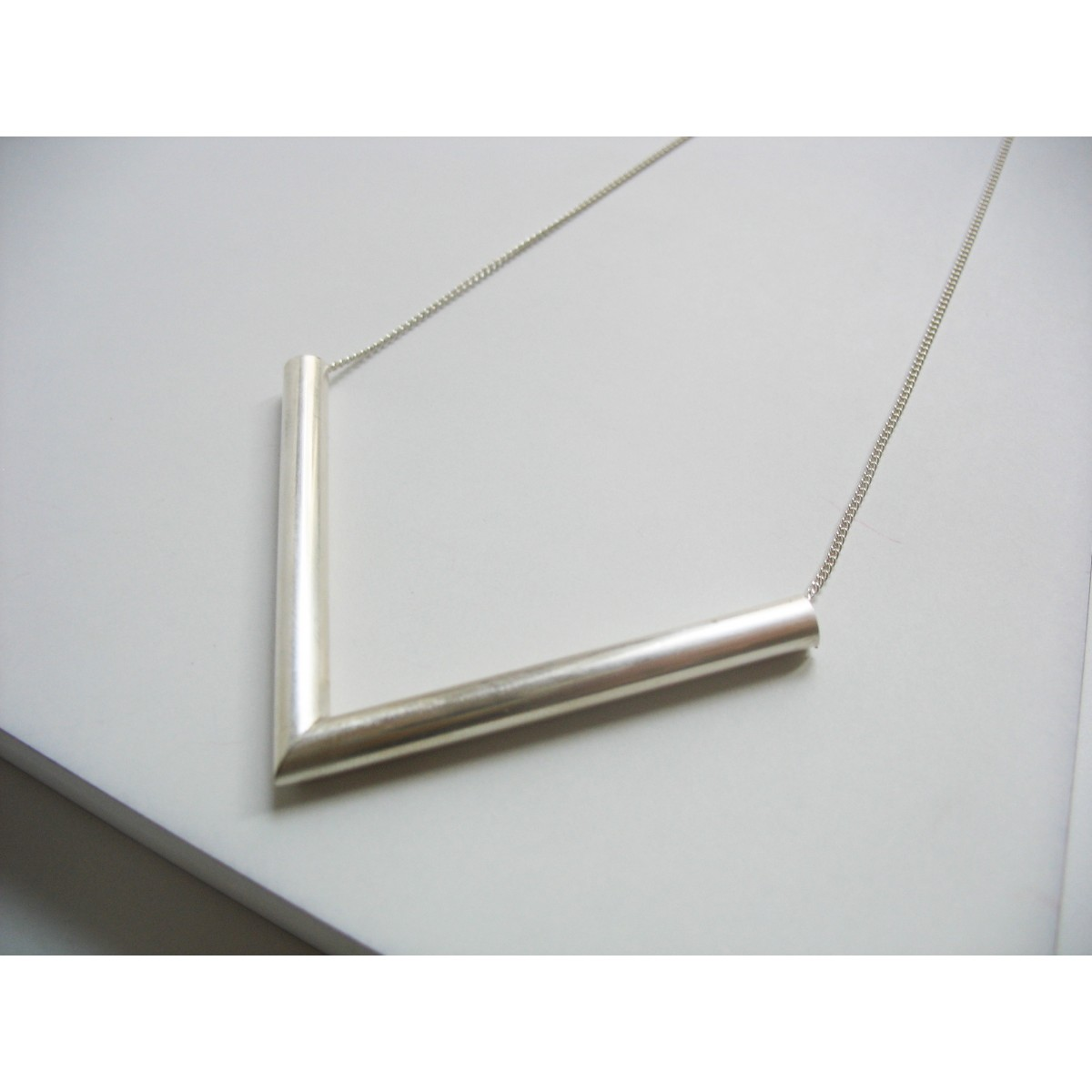 "puur.jewellery Kette ""Edge No.3"""