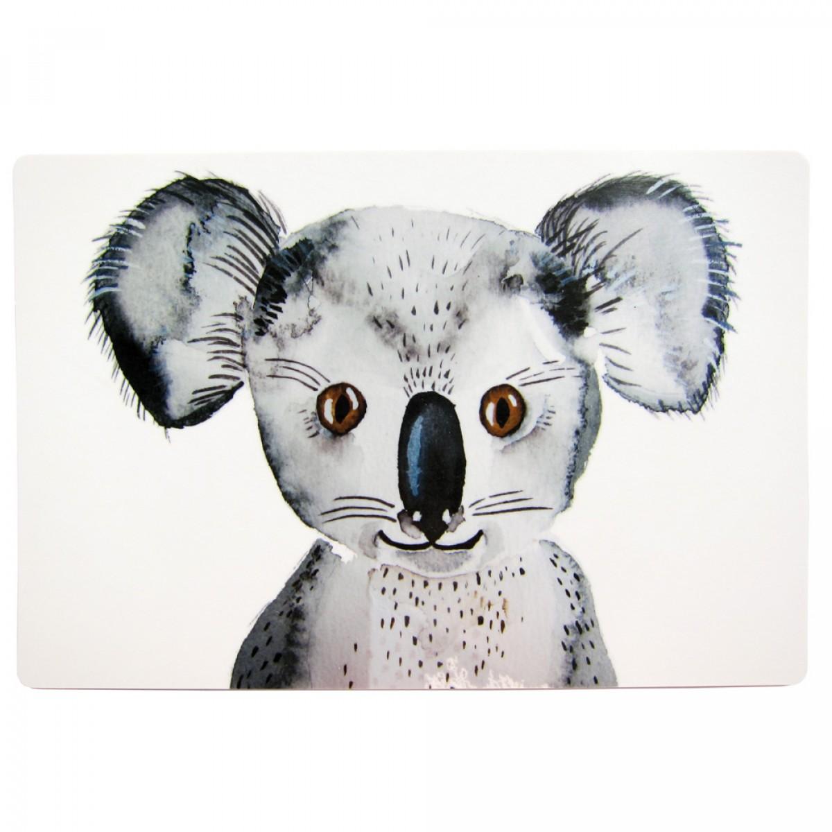 nuukk – Kleines Schneidebrett Koala