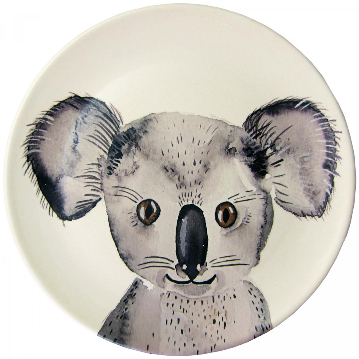 nuukk Bambus Teller Koala