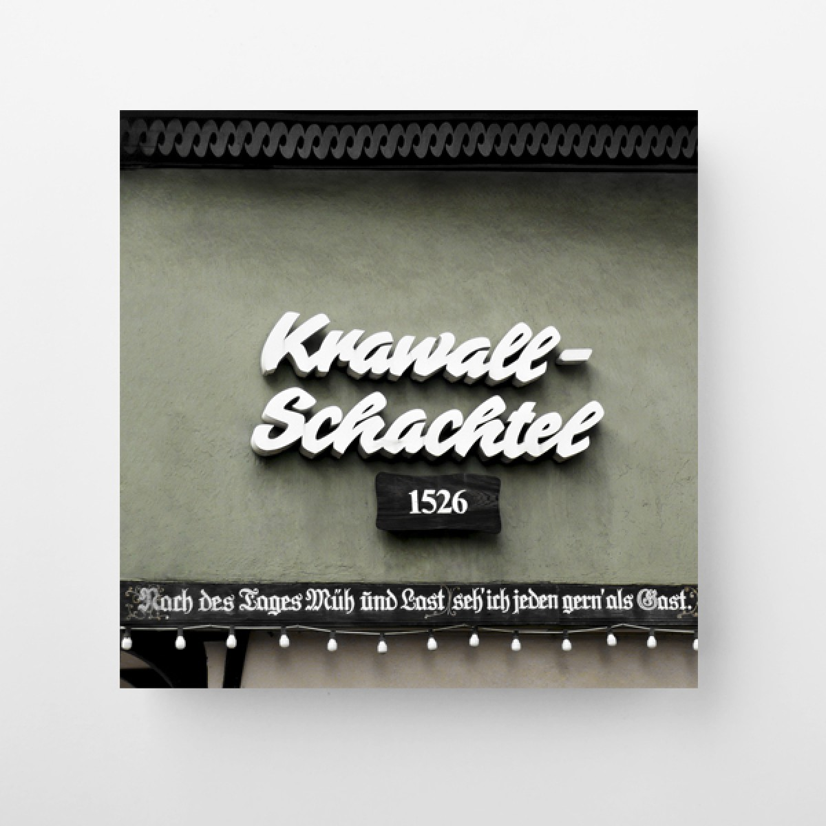 FrankfurterBubb Krawallschachtel Foto-Kachel