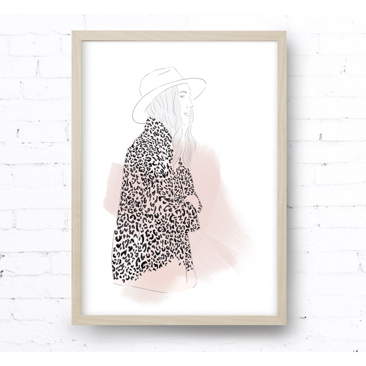 Kruth Design POSTER / LEONIE