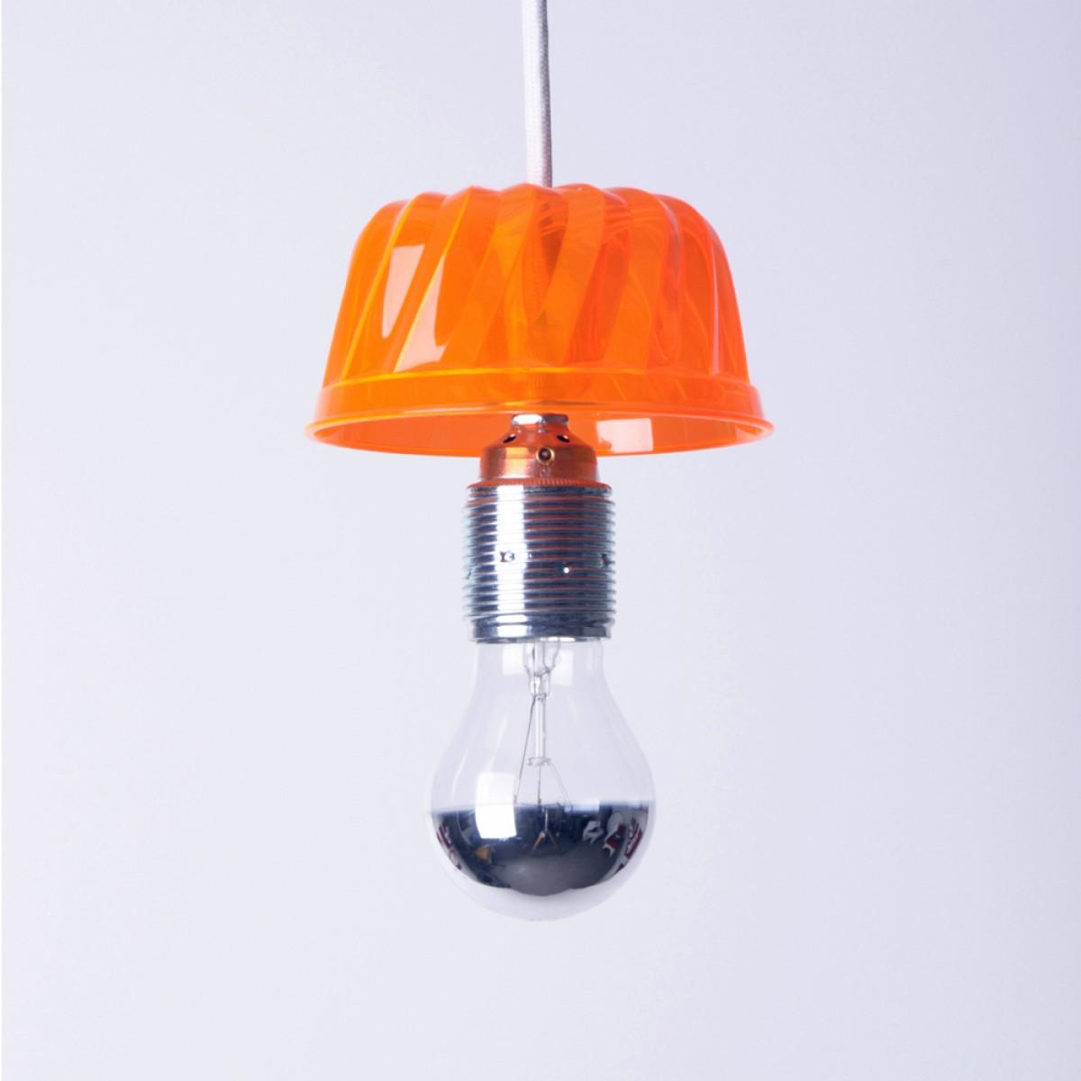 Rosi (Orange) - aus Gugelhupf