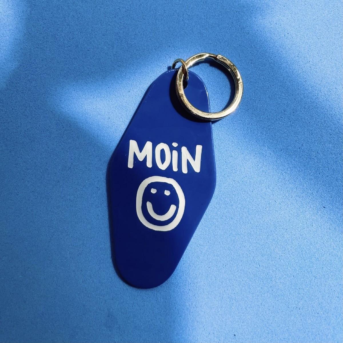 B-LAGE Moin Schlüsselanhänger
