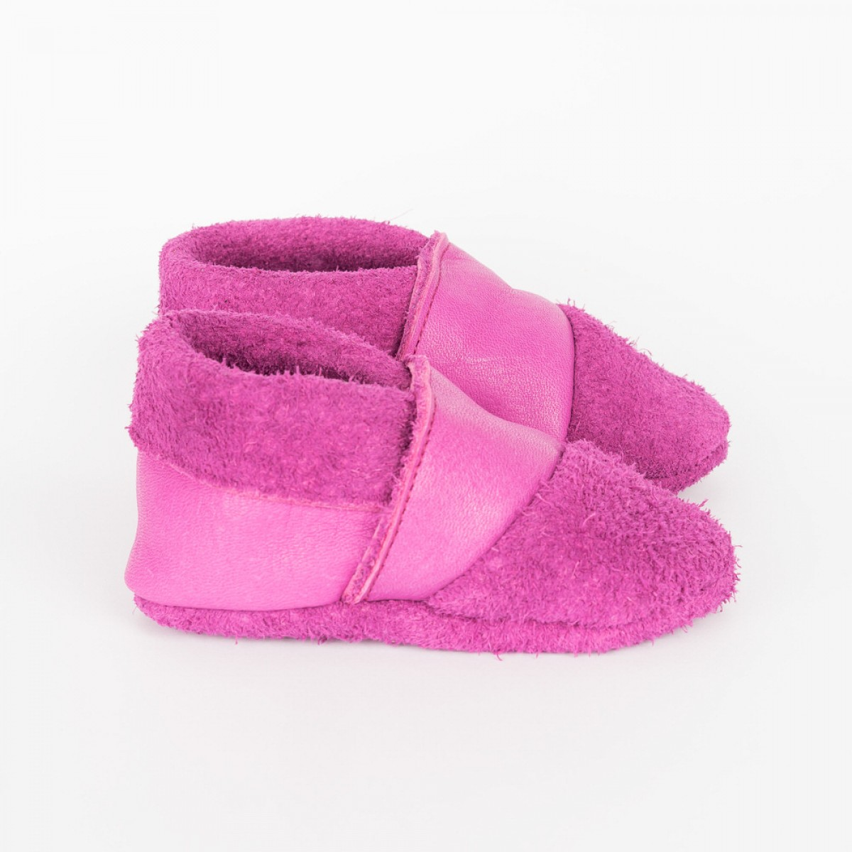 Franziska Klee Babyschuhe MOQ // Pink