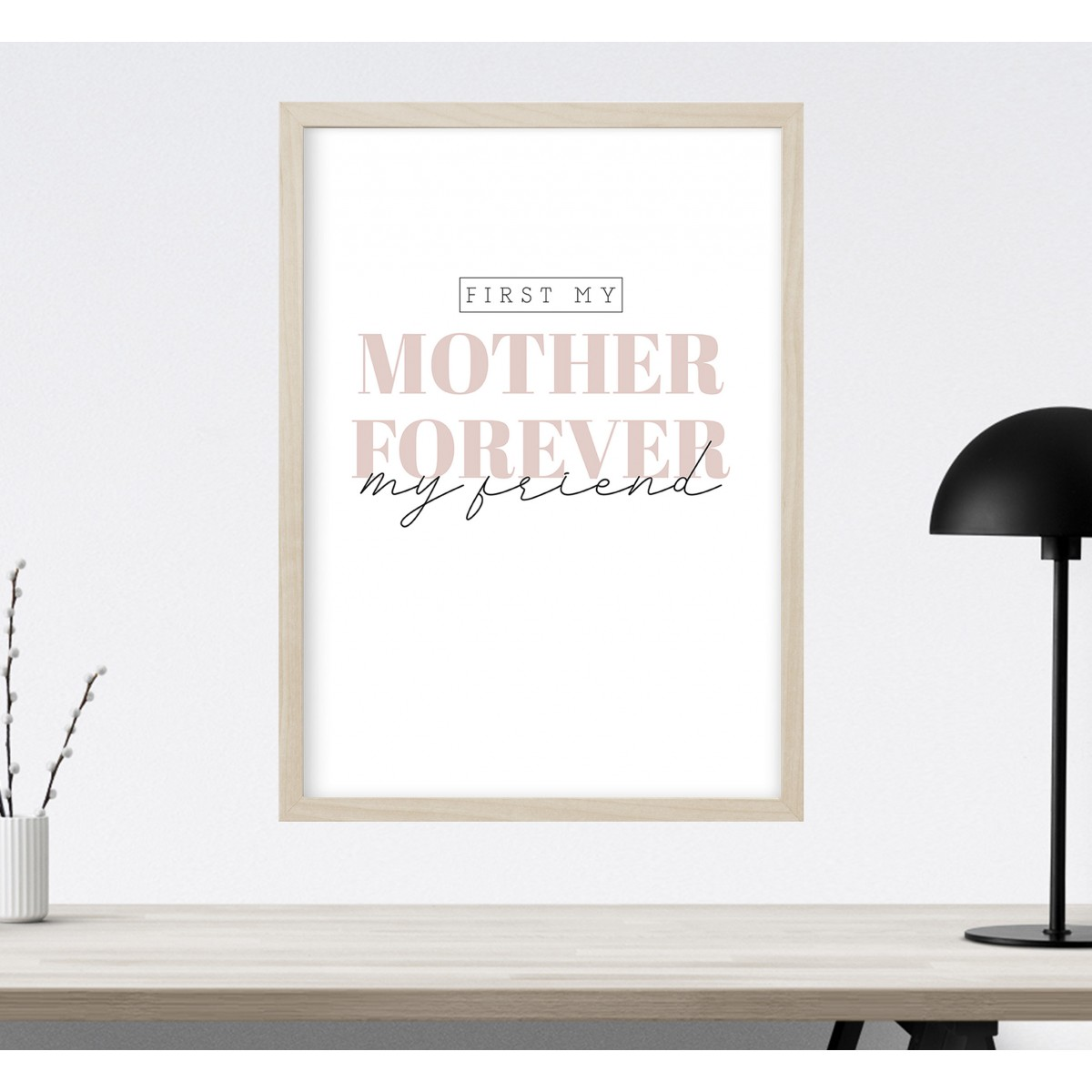 Kruth Design POSTER / MOTHER FOREVER