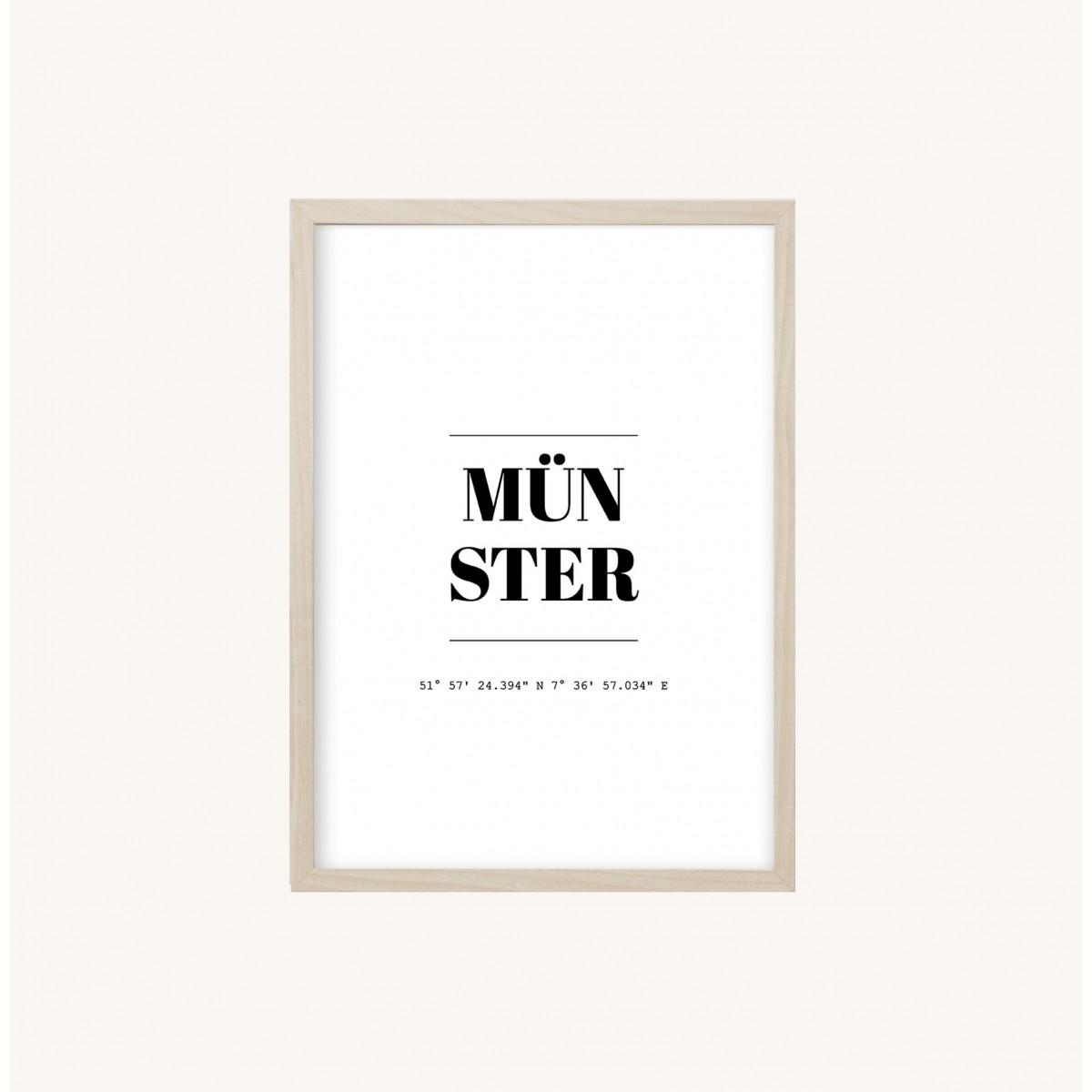Kruth Design POSTER / MÜNSTER
