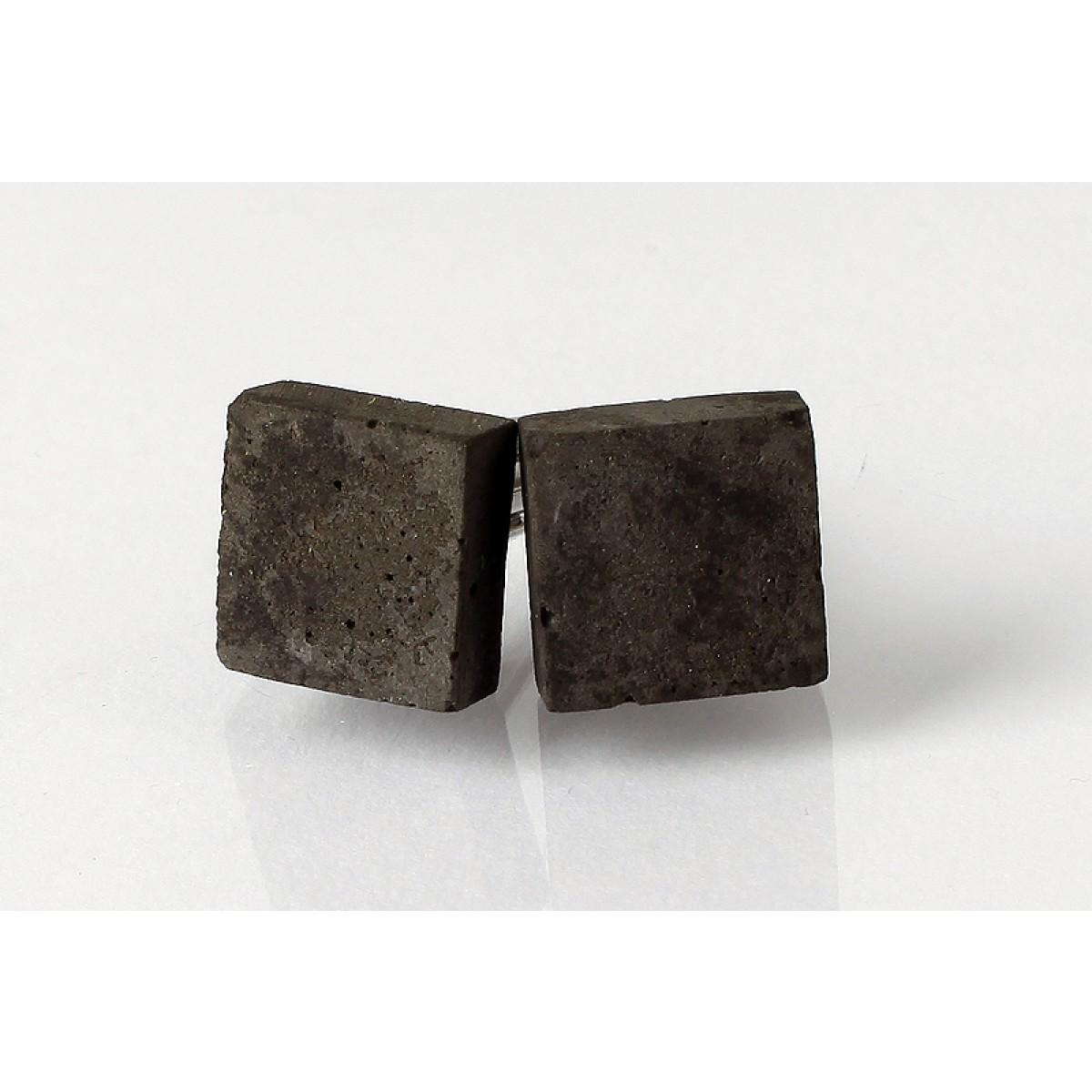 hooke | Manschettenknöpfe aus Beton