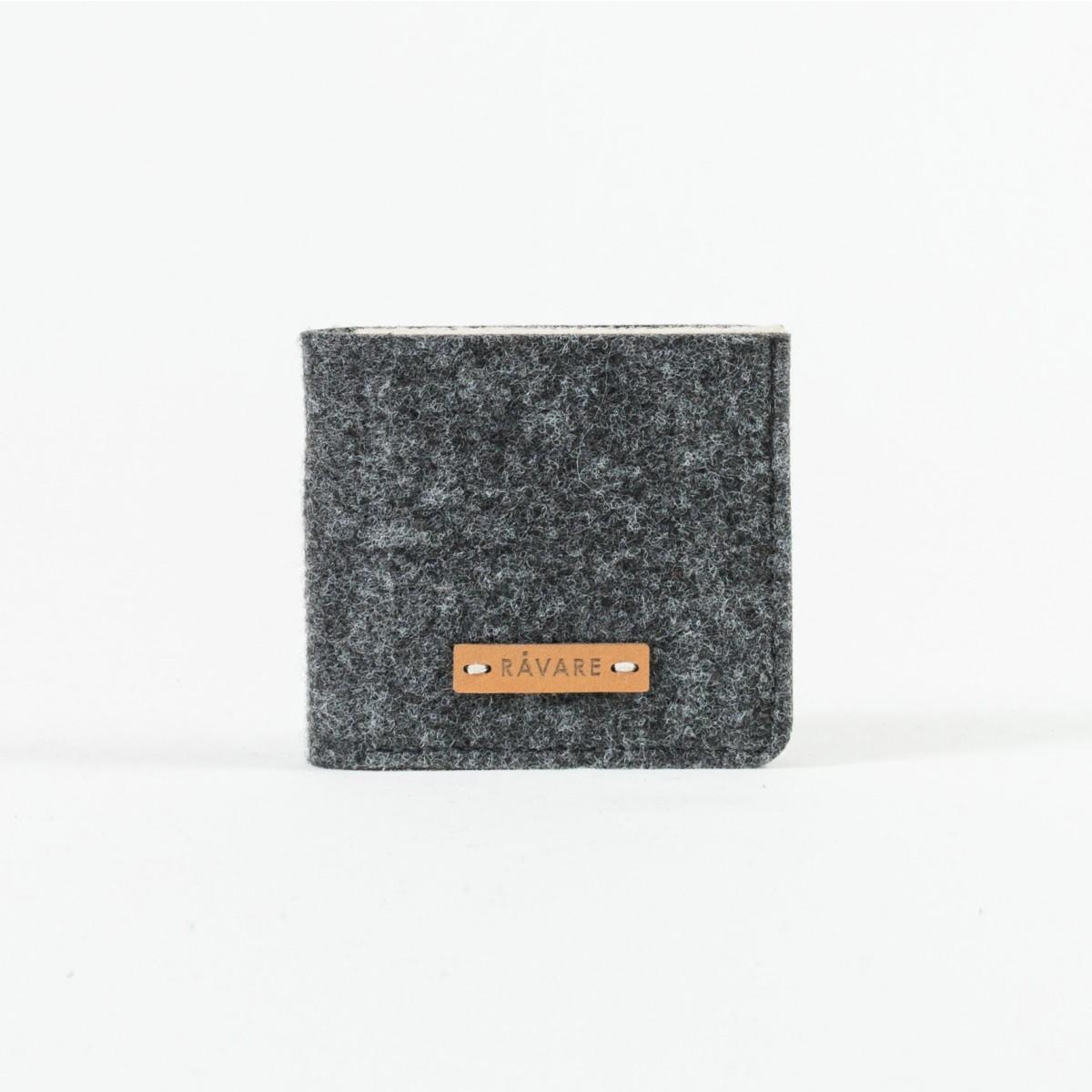 RÅVARE Geldbörse Geldbeutel Portemonnaie in verschiedenen Farben [META]