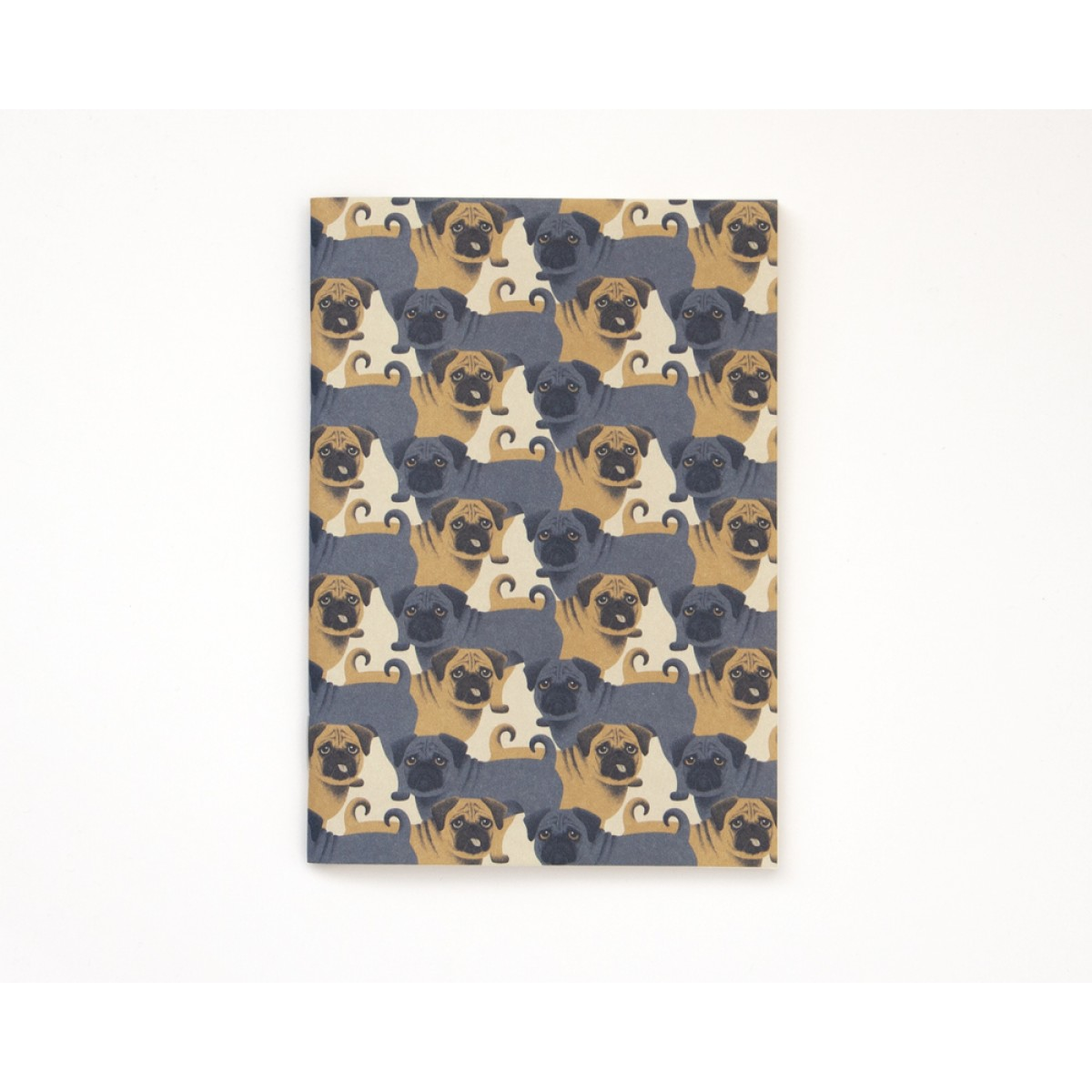 Notizheft A6 Psychedelic pugs // Papaya paper products