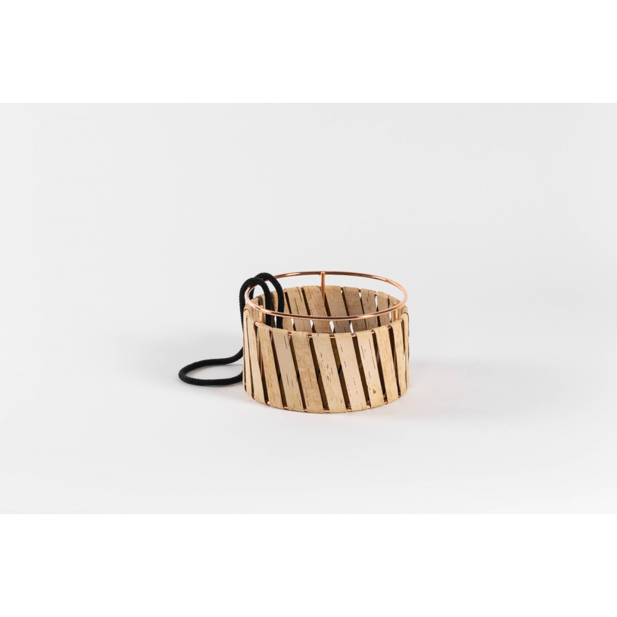 MOYA Körbe aus Birkenrinde Korob BA20 | Copper | Size S