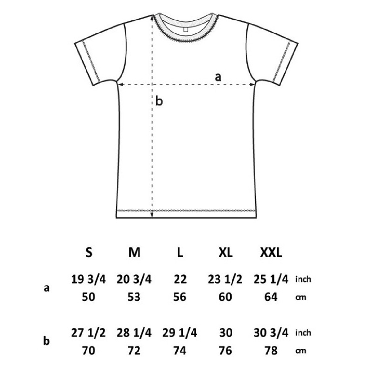 Douze - Darkstar - Organic Cotton T-Shirt
