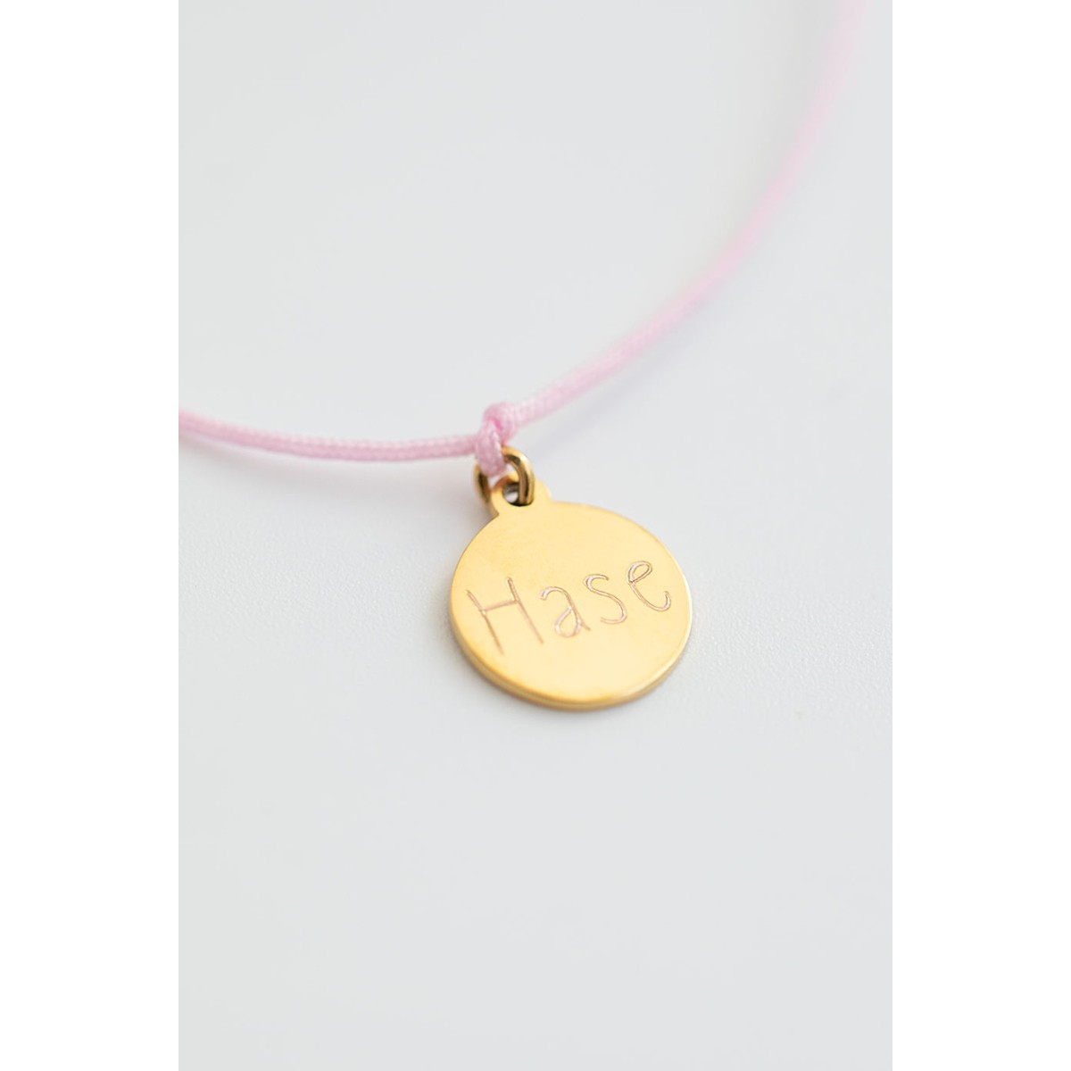 Oh Bracelet Berlin - Armband »Hase« Farbe Roségold