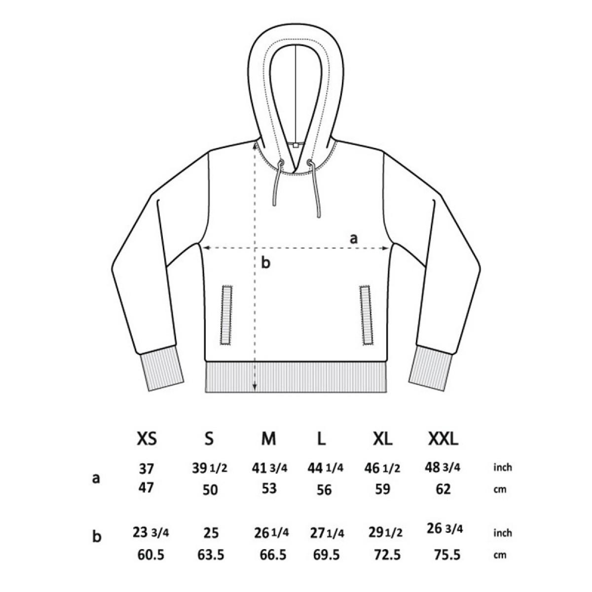 Douze - Darkstar - Organic Cotton Unisex Hoodie