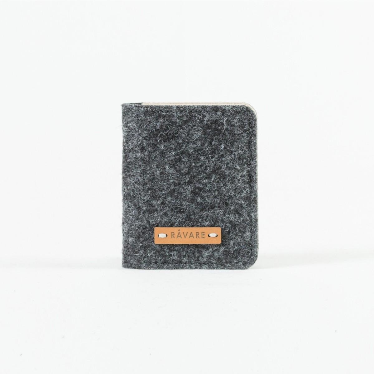 RÅVARE Kartenetui Hülle für Chipkarten in verschiedenen Farben [NALA]