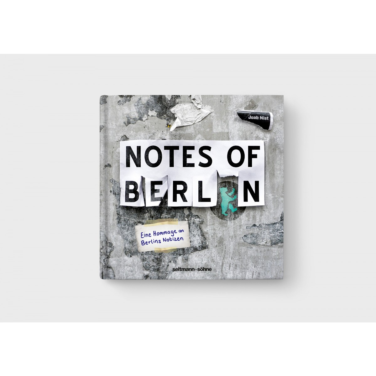 NOTES OF BERLIN. DAS BUCH.