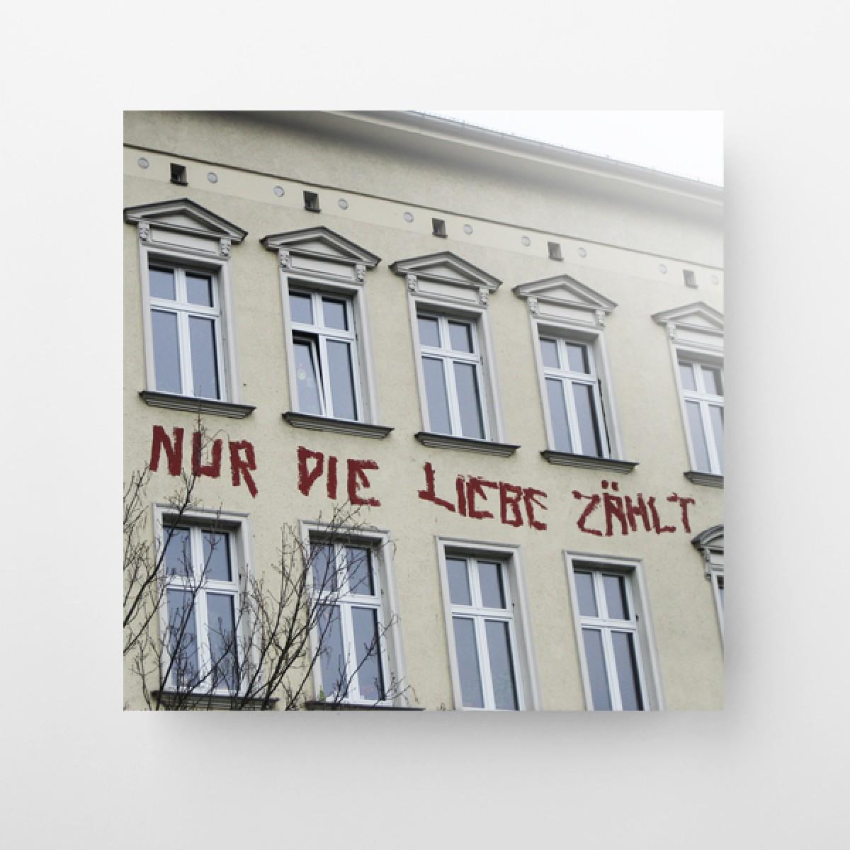 FrankfurterBubb Nur die Liebe zählt Foto-Kachel