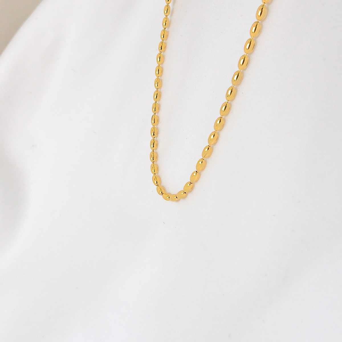 ST'ATOUR OLIVIA THIN - Kette in Gold, Silber oder Roségold