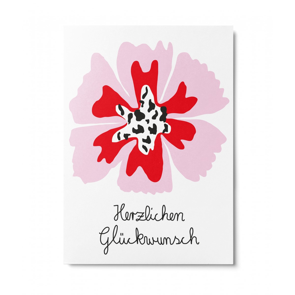UNTER PINIEN – Fleur – Postkarte