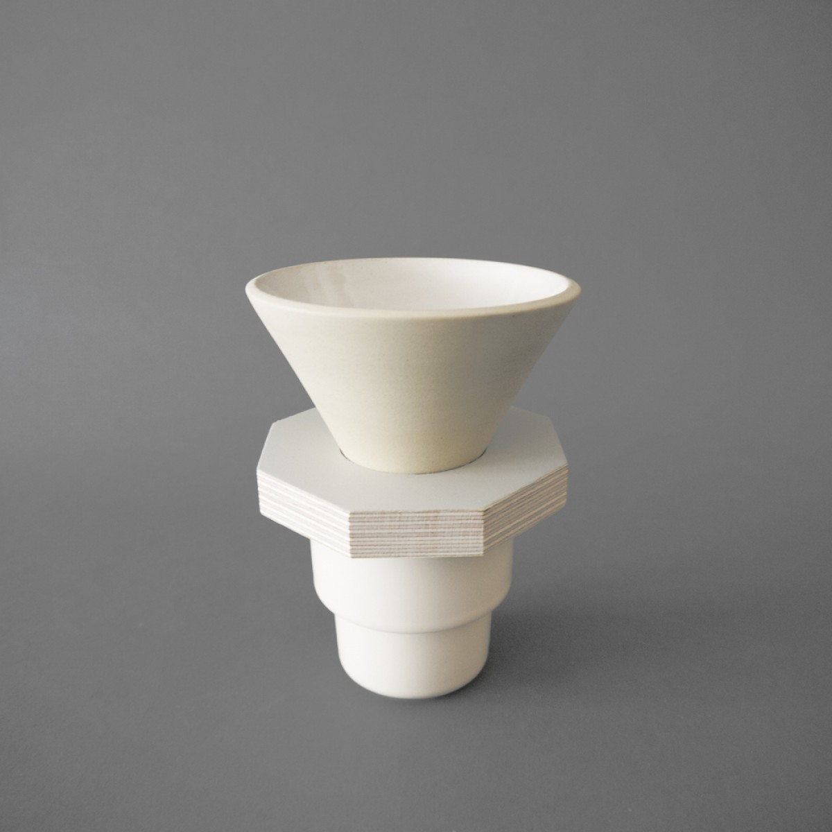 OUVER Coffee Ceramic Dripper 02