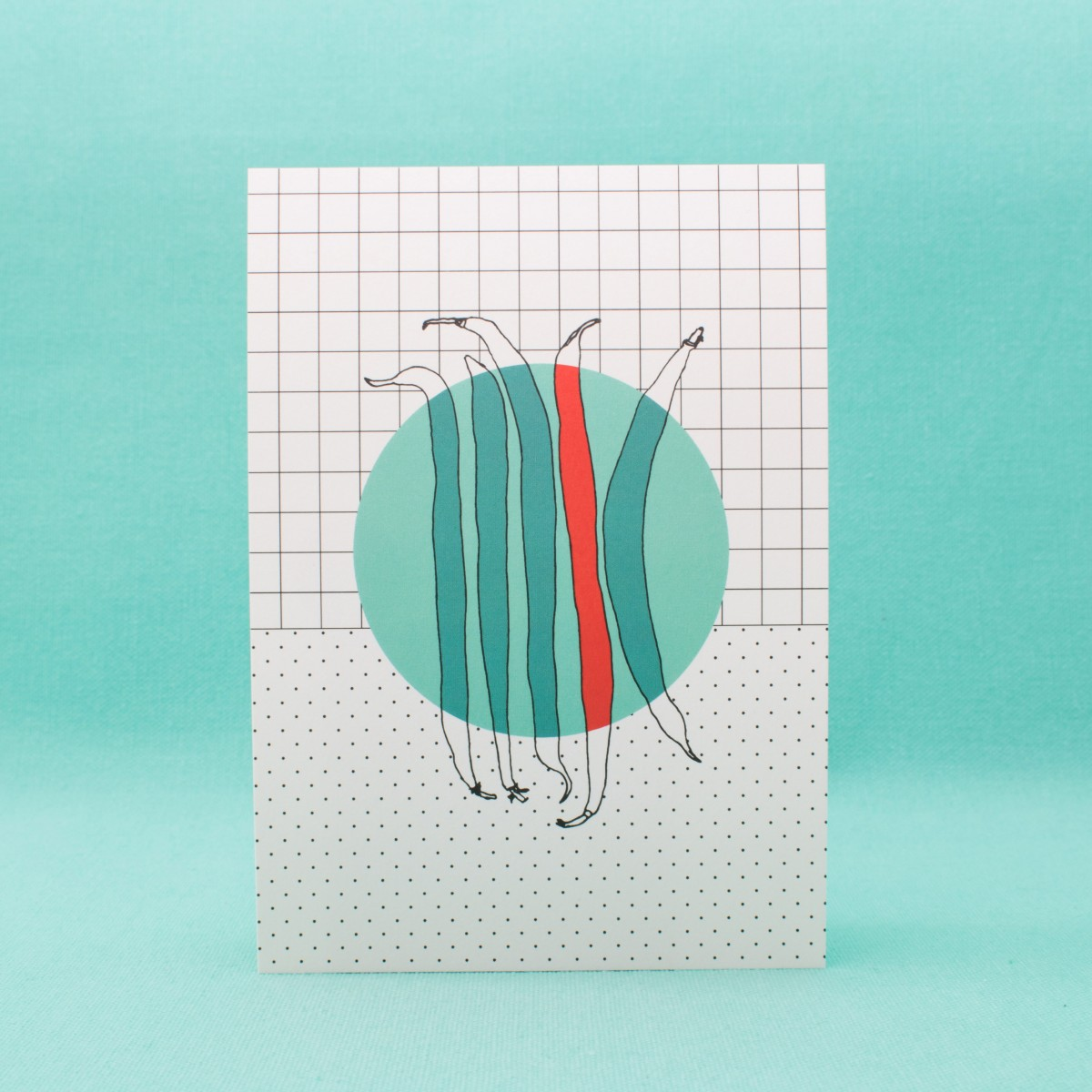 polypodium Postkarten - Set - Gemüse