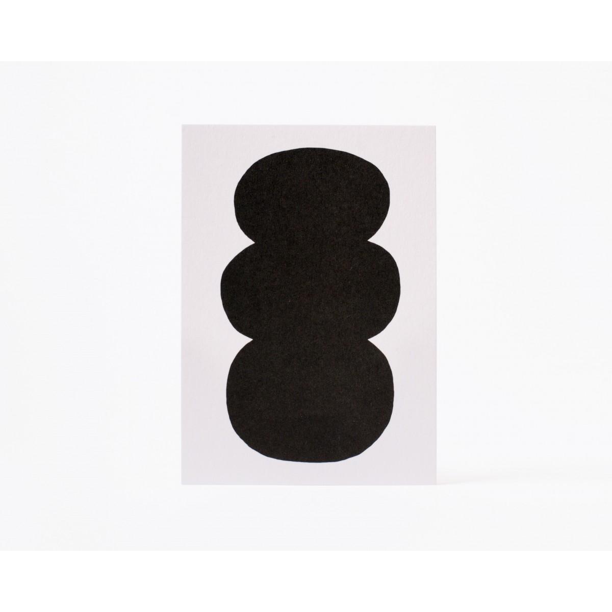 stefanizen – Bong Postkarte DIN A6 mit Umschlag