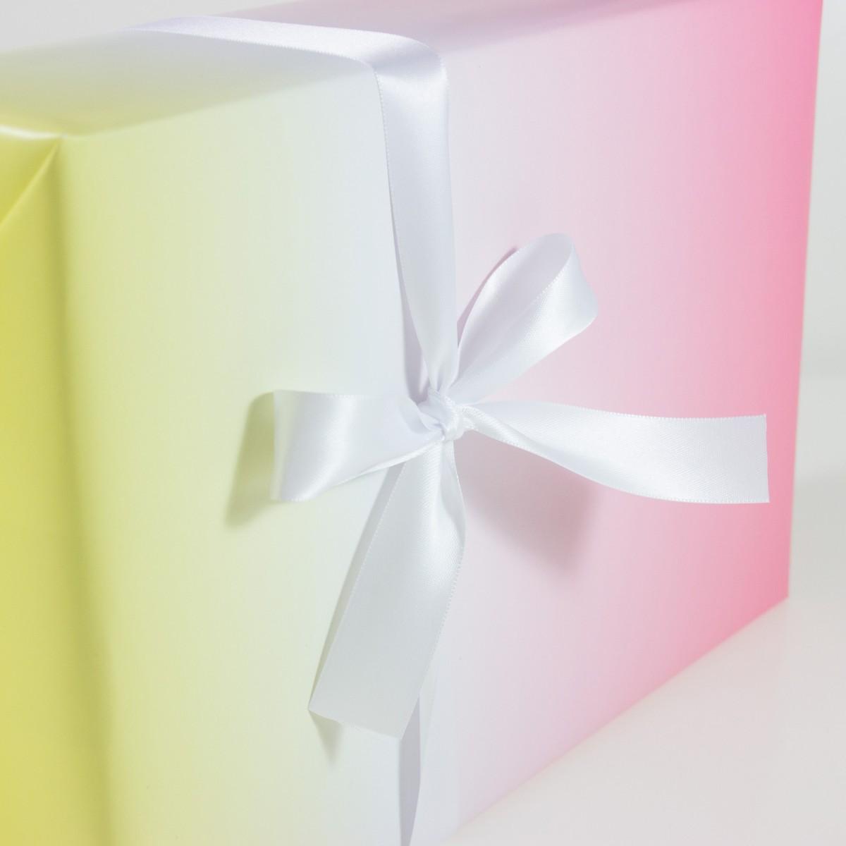 """Bow & Hummingbird Geschenkpapier """"Sunrise"""""""
