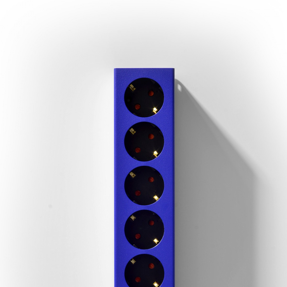 PEPPERMINT PRODUCTS Mehrfachstecker aus Stahl 6er