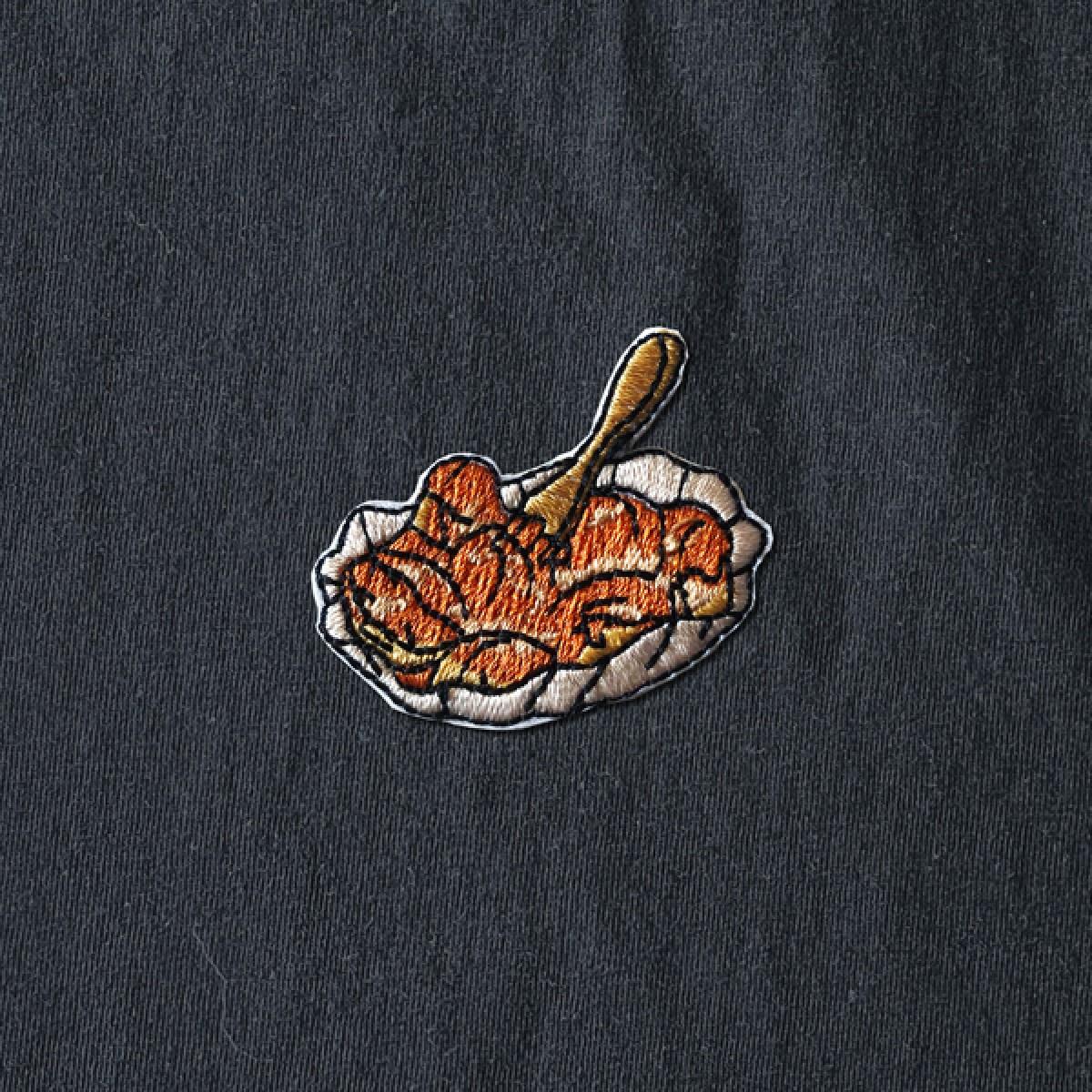 "Stadtliebe® | Berlin T-Shirt ""Currywurst mit Pieker"""