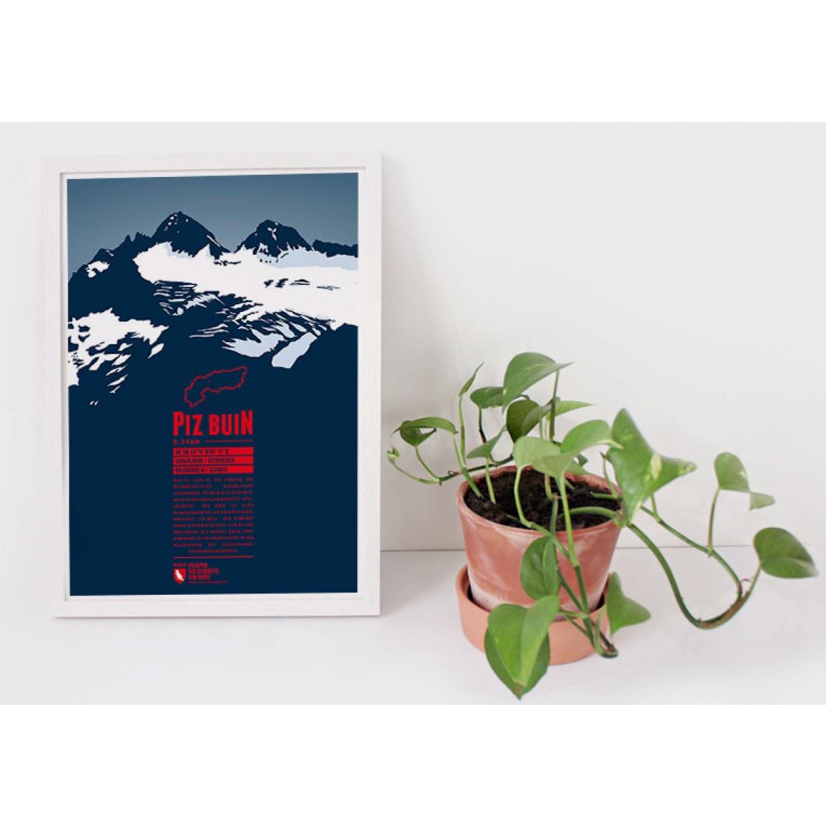 Piz Buin - Bergdruck