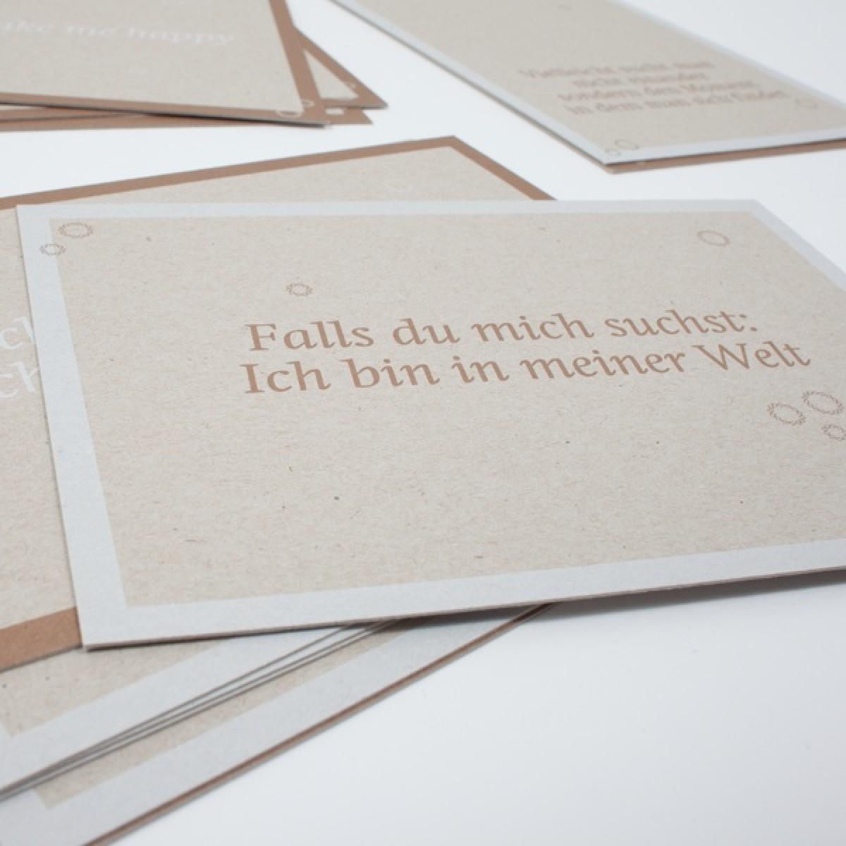 vatter&vatter Postkartenset