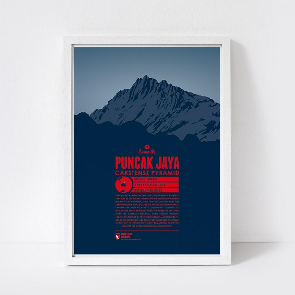 Marmota Maps – Puncak Jaya - Bergdruck