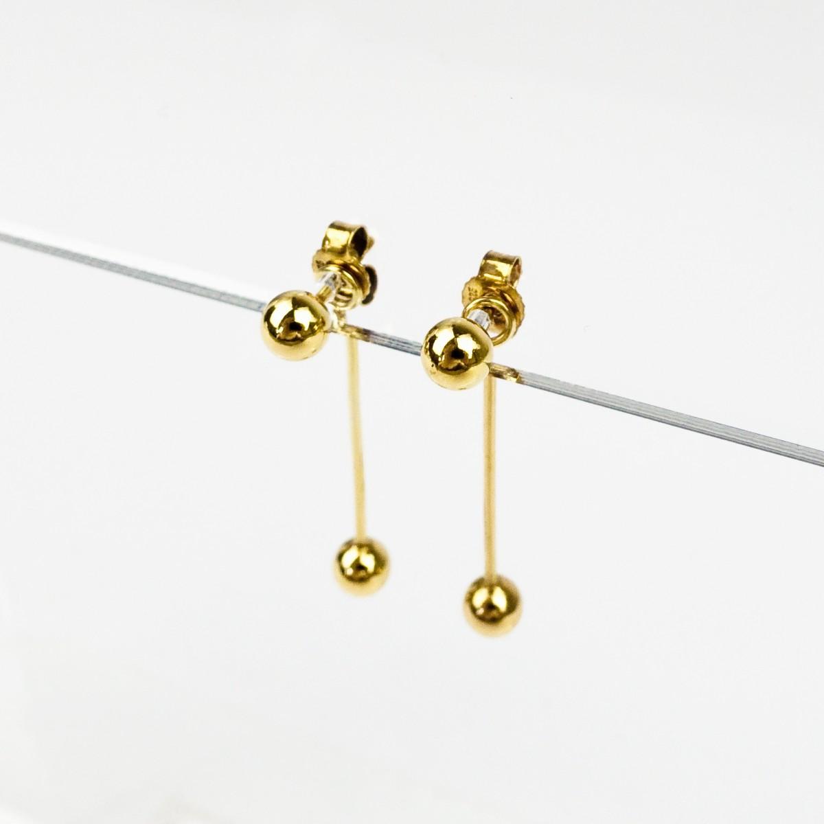 ST'ATOUR RIKA – Ohrringe in Gold, Silber oder Roségold