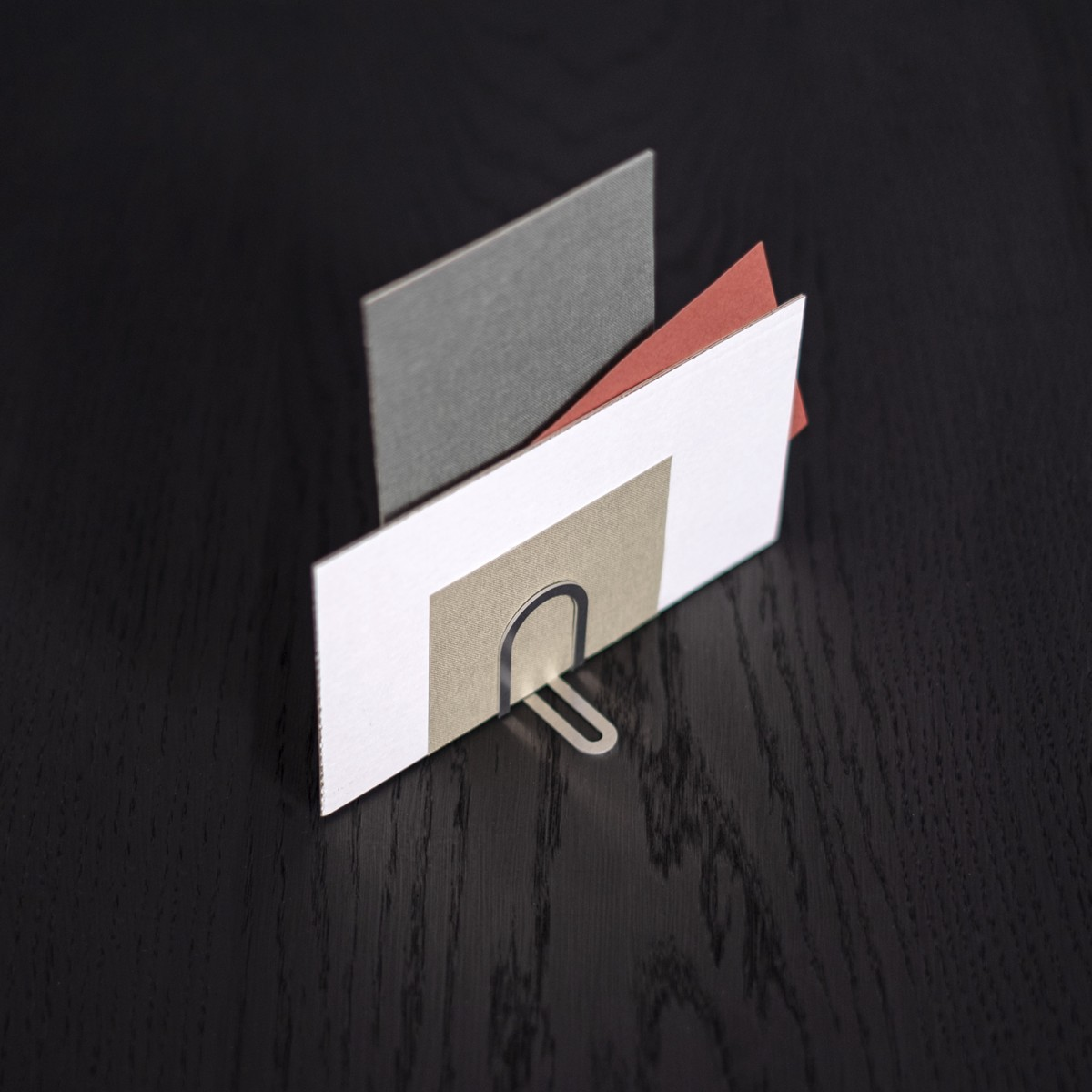 FOLD Briefhalter | Result Objects
